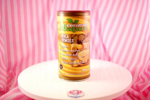 Creative Nature Organic Peruvian Maca Energy Powder - 300g #NEW