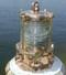 Bronze nautical piling dock light