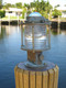 patina dock light