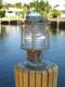 patina dock light