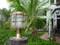 bronze pedestal pier nautical light