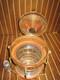 coastal decor copper ship light