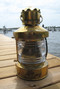 brass masthead ship light