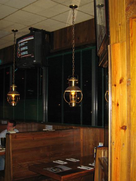 trawler ale house nautical light