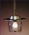 nautical hanging brass light