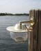 brass nautical sconce