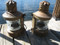 patina nautical light