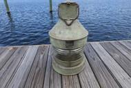 XL Galvanized Masthead Original Ship's Lantern- Meteorite Brand