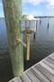 brass European nautical sconce light