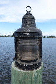 Vintage Perko Stern Lantern-Large