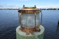 Brass Round Medium Anchor Lantern