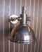 small copper nautical sconce light