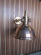 copper wall mounted nautical light