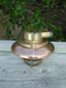 US Navy copper nautical light