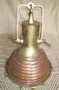 Coastal decor nautical hanging ship light