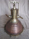 Vintage original hanging ship light