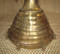 nautical brass hanging ship light