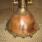 vintage cargo fox nautical hanging ship light