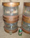 vintage copper masthead ship light