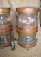 vintage copper ship lights