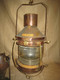 copper nautical ship light