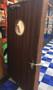 mahogany ship's door