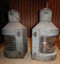 galvanized nautical lanterns