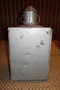 old nautical wall sconce flat back mounting picture