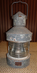 vintage maritime nautical lantern