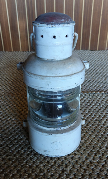 vintage ship nautical light