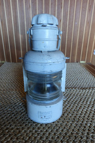 Vintage nautical old ships lantern