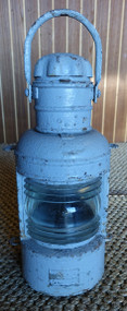 rustic nautical decor light