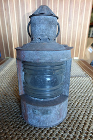 nautical restaurant ship lantern