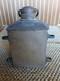 Rear view of copper nautical masthead lantern-flat back ship's light