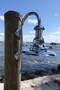 Chrome nautical fisher light