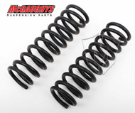 Chevrolet Fullsize Car 1955-1957 Front Stock Height Coil Springs - McGaughys Part# 63215