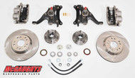 "GMC S-15 Jimmy 1983-1994 13"" Front Disc Brake Kit; 5x4.75 Bolt Pattern - McGaughys Part# 93124"
