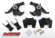 Chevrolet C-10 1973-1987 2.5/4 Deluxe Drop Kit - McGaughys Part# 93129/93130