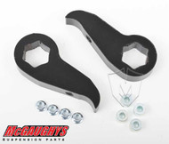 "GM 2500HD/3500HD 2011-2019 McGaughys 2"" Front Leveling Kit"