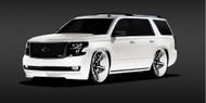 Chevrolet Tahoe 2015-2019 2/3 Economy Drop Kit W/Struts - McGaughys Part#