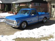 Chevrolet C-10 1963-1970 3.5/5 Deluxe Drop Kit - McGaughys Part# 63173/63168/63172