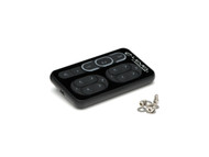 ACCUAIR TOUCHPAD CONTROLLER (BLACK ANODIZE FINISH)