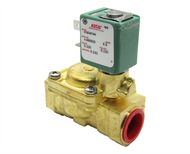 "ASCO 12v Dc Normally Closed Solenoid Valve 300 Psi Max ""Fast Valve"""