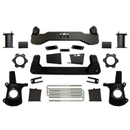 "Chevrolet Silverado 1500 4wd 2007-2013 6"" Basic Kit - Full Throttle Suspension Part #84302"