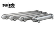 "Seamless Tanks 2.5"" Spun Aluminum Air Tank"