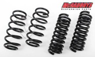 Dodge Charger 2004-2013 1.4 / 1.6 Drop Kit - McGaughys Part # 84000