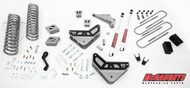 "Dodge Ram 3500 4wd 2013-2019 4"" Basic McGaughys Lift Kit"