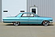 Chevrolet Nomad 1958-1961 Street Grip Performance Suspension - Ridetech Part# 11055010