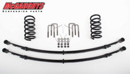 Nissan Titan 2004-2017 2/3 Economy Drop Kit - McGaughys Part# 22222