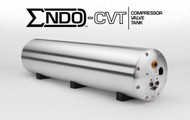 Accuair ENDO-CVT  (Compressor-Valve-Tank) Bolted Aluminum Air Tank